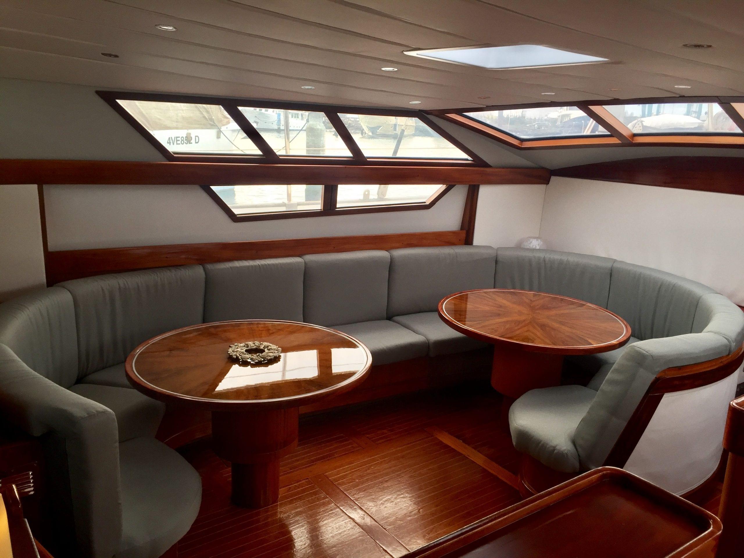 Yacht Interior Refits