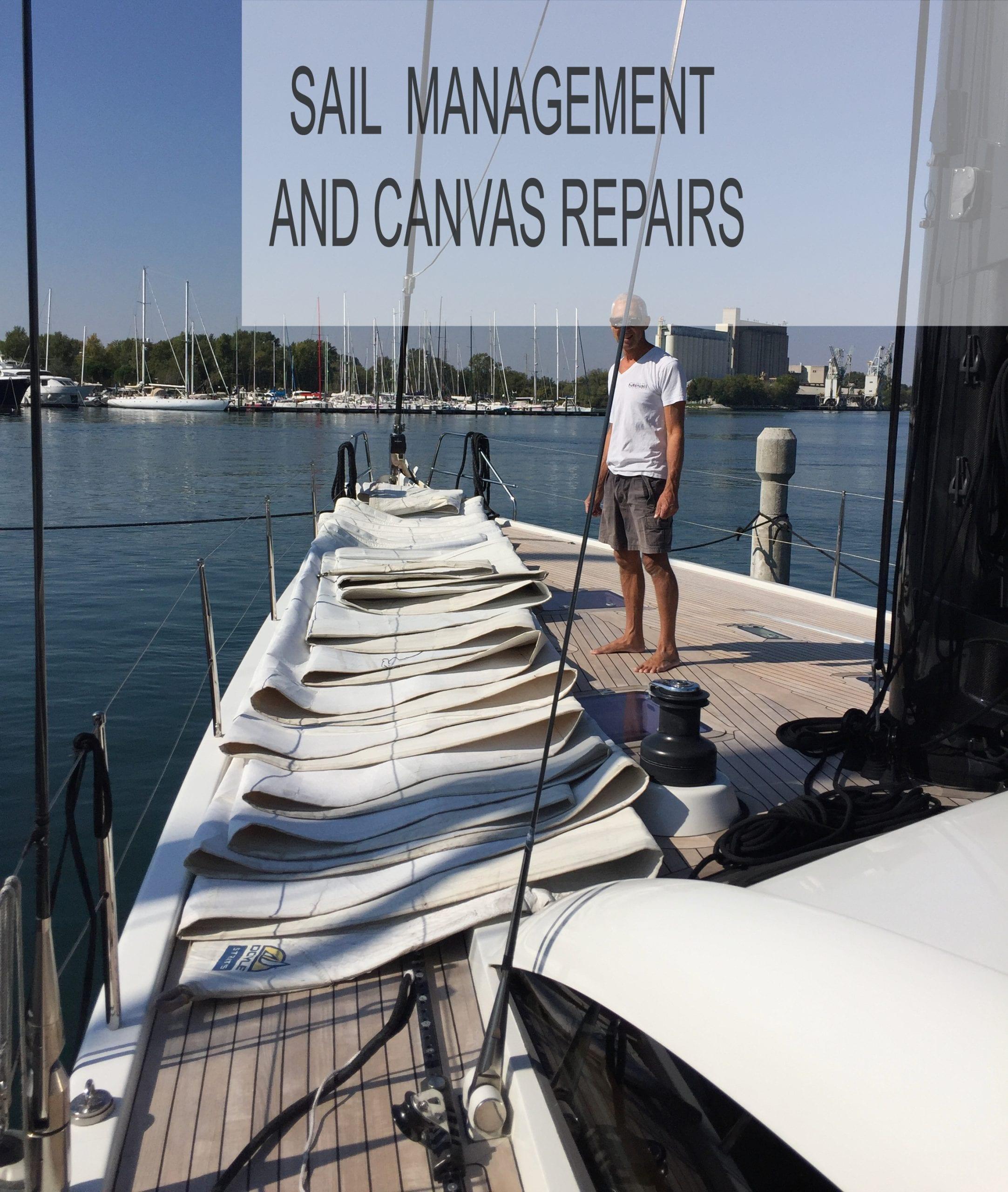 Sail management