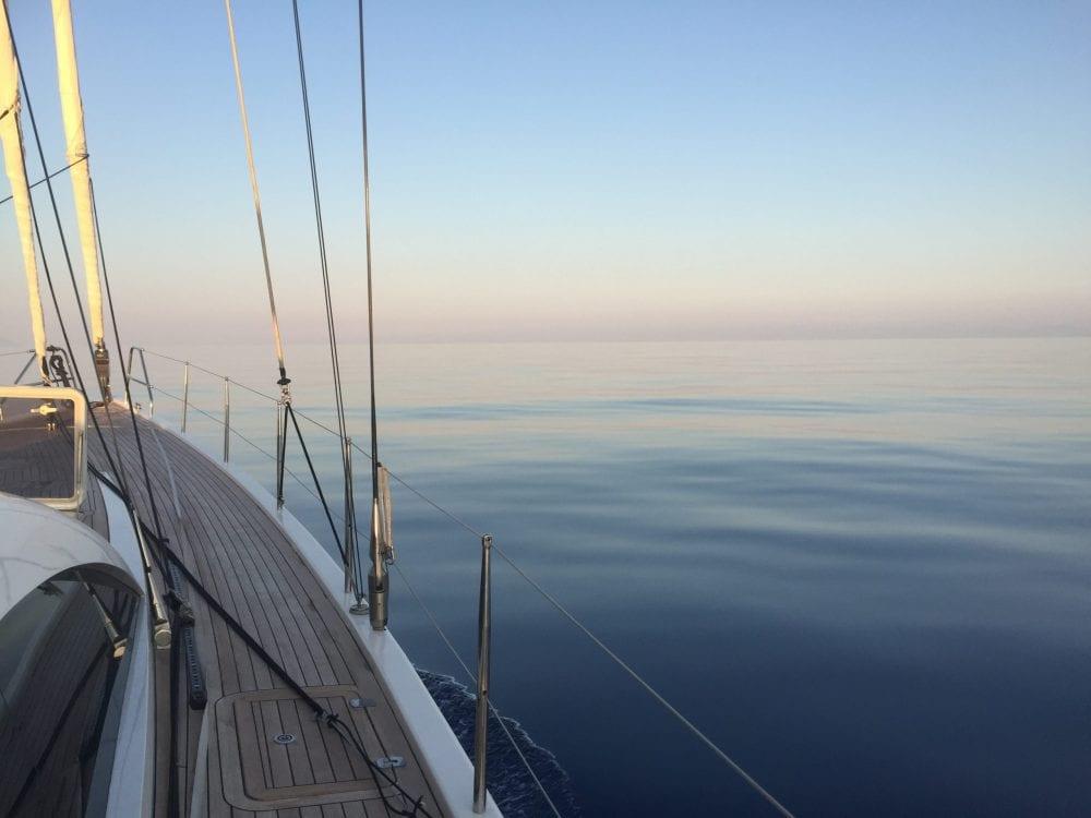 Yacht guardinage