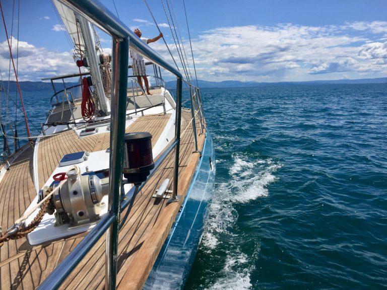 Drive yacht charter